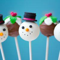 Cake pops ©Ruth Black. shutterstock