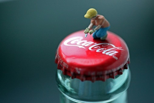 Have a coke ?