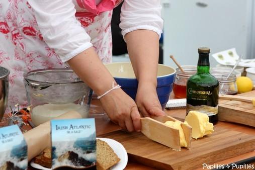 FaFabrication artisanale du beurre