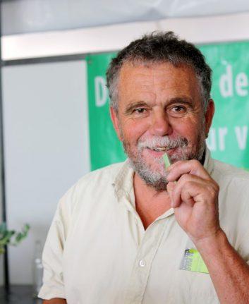 Hugues Le Cieux - Le jardin des senteurs