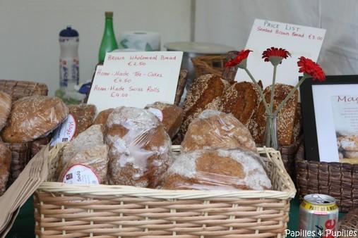 Les délicieux pains Irlandais
