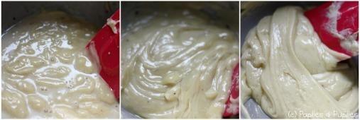 Emulsion chocolat blanc/lait