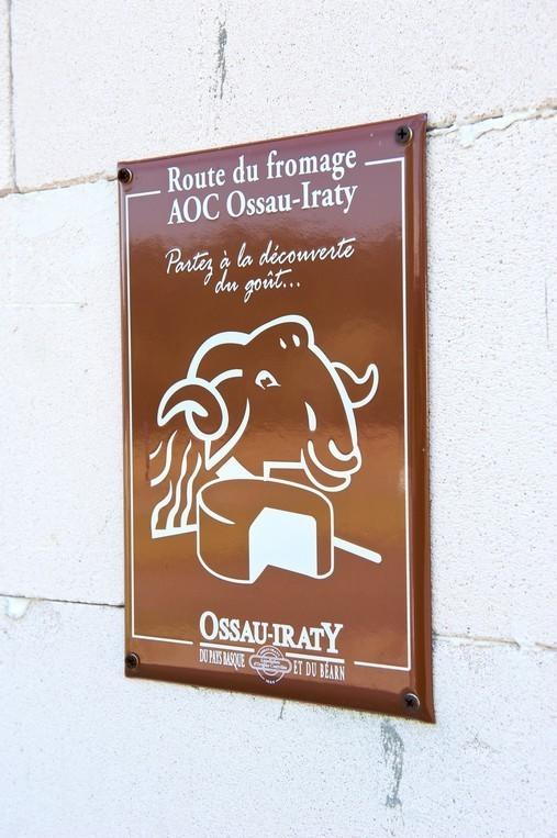 Ossau Iraty - La route des fromages