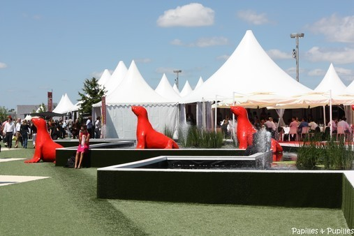 Vinexpo - Outside