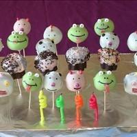 cake-pops variés