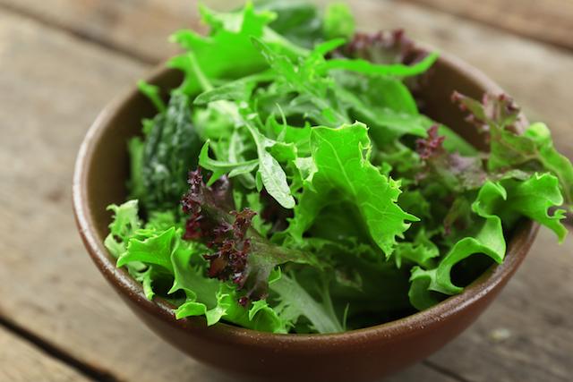salade verte (c) Africa Studio shutterstock
