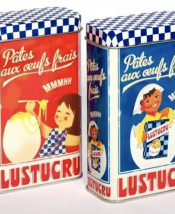 Boites collector Lustucru