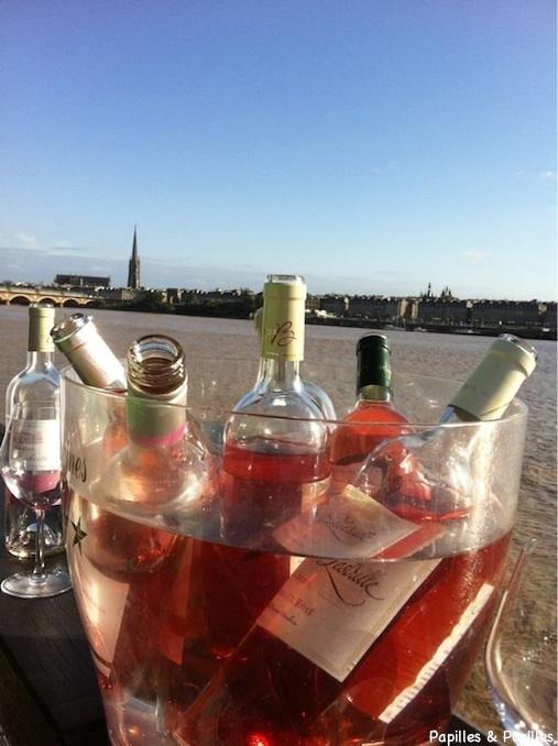 Bordeaux rosés de l'été