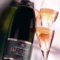 Cuvée Rosé Champagne Jacquart