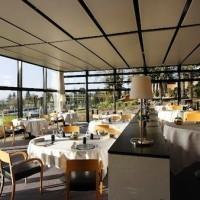 La salle du restaurant gastronomique ©Hervé Lefevre