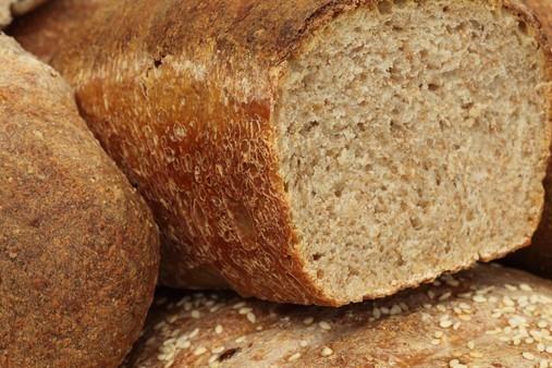 du pain complet mais du pain brun