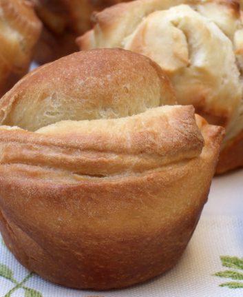 Petits pains éventail trop beaux