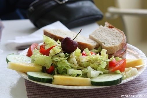 Sandwich au jambon - Chez Sam