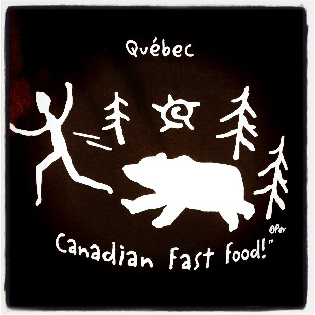 Canadien Fast Food