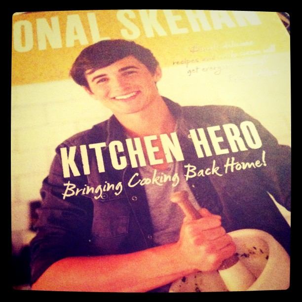 Kitchen hero :)