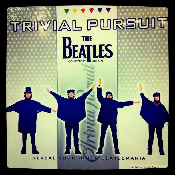 Fan des Beatles ? Ceci est pour toi !