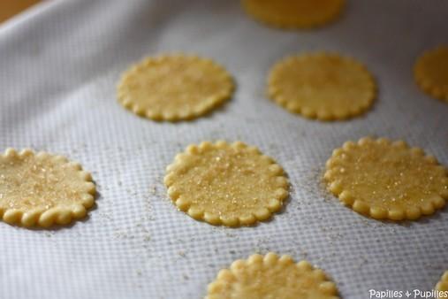 Fond pour les tartelettes avant cuisson