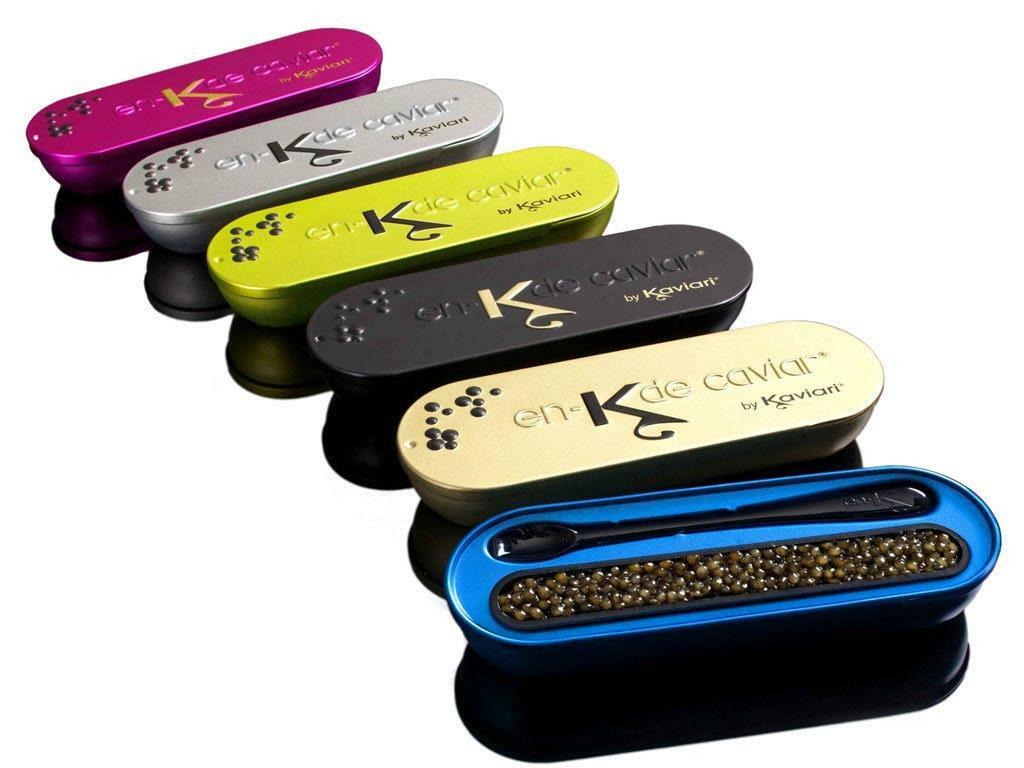 L'En-K de caviar par Kaviari