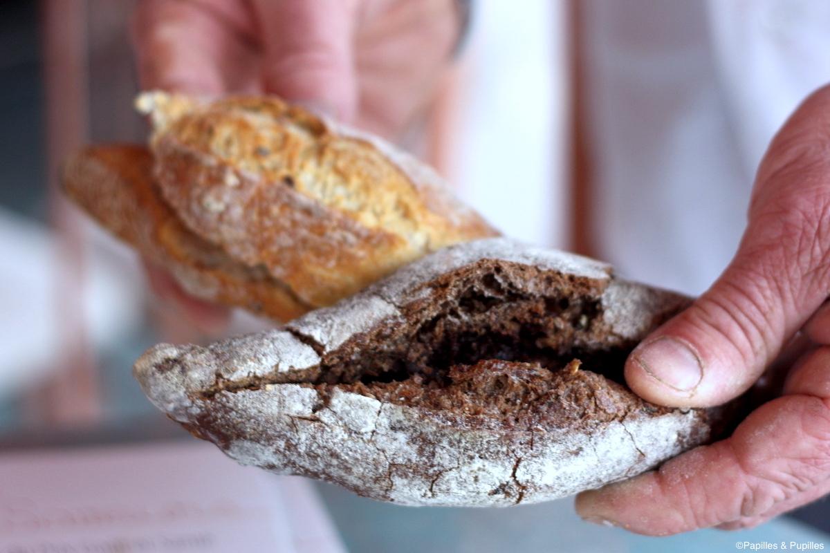 Petit pain déjeuner goûter
