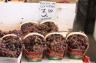Raisins de Corinthe (frais)