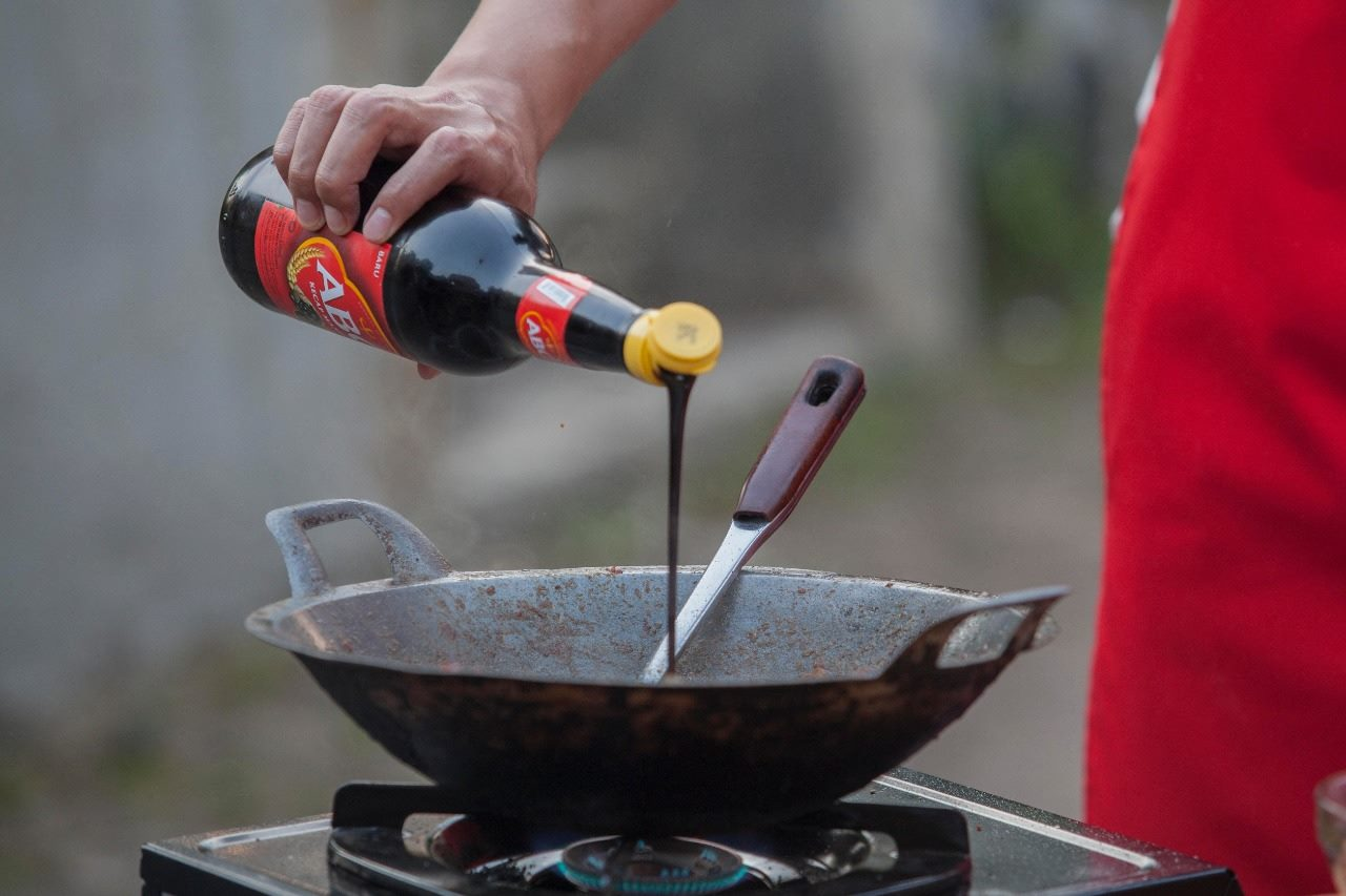 Sauce Kecap Manis ©Kecap ABC