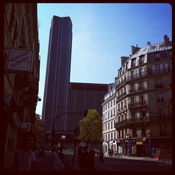Paris, Tour Montparnasse