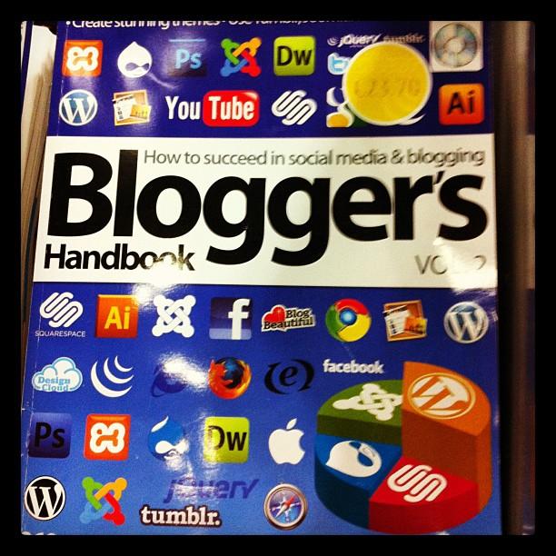 Indispensable à la panoplie du parfait blogueur