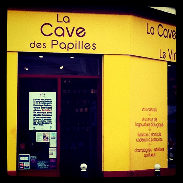 LA cave ... :)