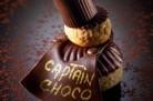 Religieuse Captain Choco - Christophe Michalak