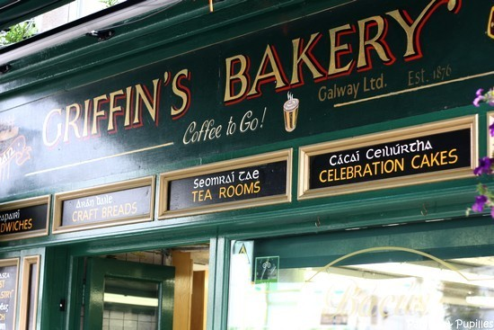 Griffin's Bakery - Galway