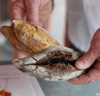 Petit pain déjeuner Goûter - Marc le Dorse