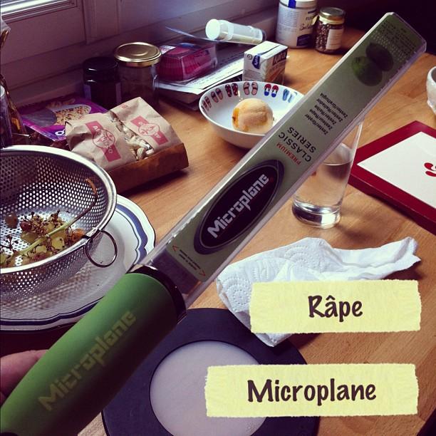 Mon meilleur achat #Microplane