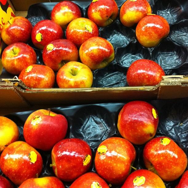 N'achetera pas de pommes Ariane ultra cirées #NoFiltre