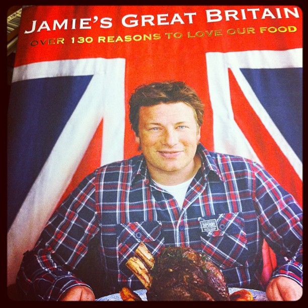 Jamie's Great Britain - très réussi !