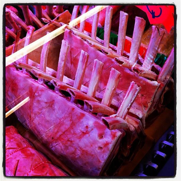 Carré d'agneau du Connemarra #FB