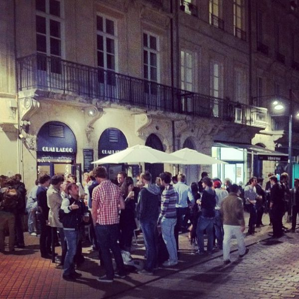 Ça bouge dans le quartier ;) #Chartrons #Bordeaux