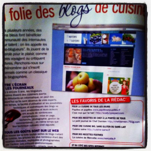 Merci @Telestar Cuisine ;) #fp