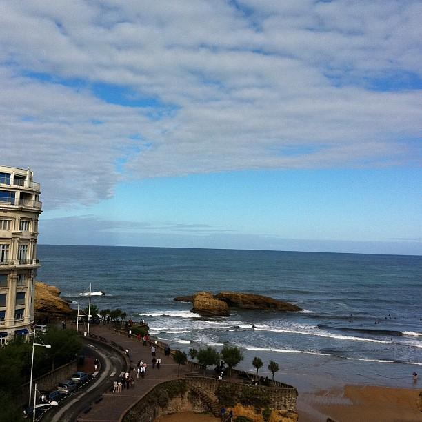 Biarritz ;)