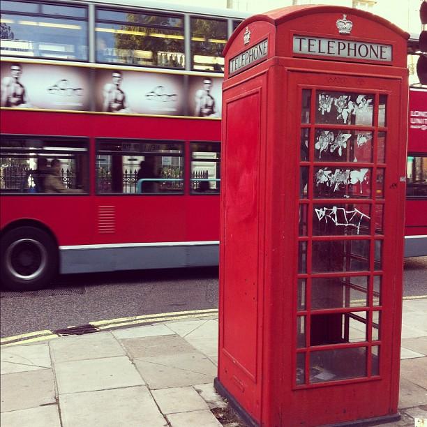 London cliché