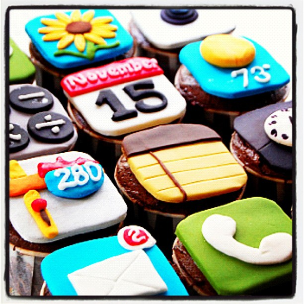 Cupcakes pour geeks #fp