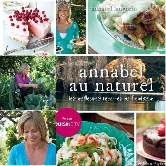 Annabel au Naturel - Collage