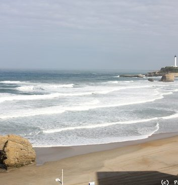 Biarritz - Grand plage
