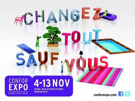 Conforexpo Bordeaux - Du 04 au 13 novembre 2011