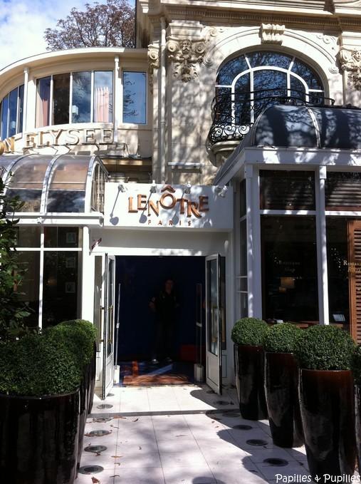 Pavillon Elysée Lenôtre
