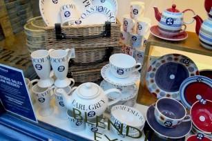 Tea time Londres