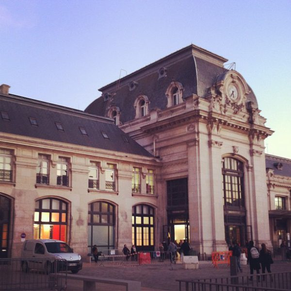 Gare Saint Jean - Bordeaux