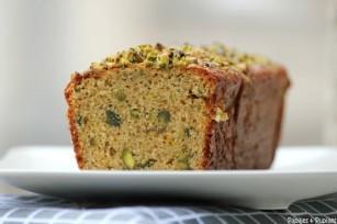 Cake aux pistaches huile d olive et zeste d oranges