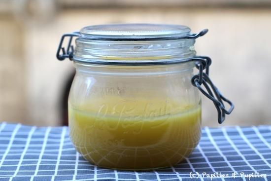 Lemon curd façon Annaben Langbeim