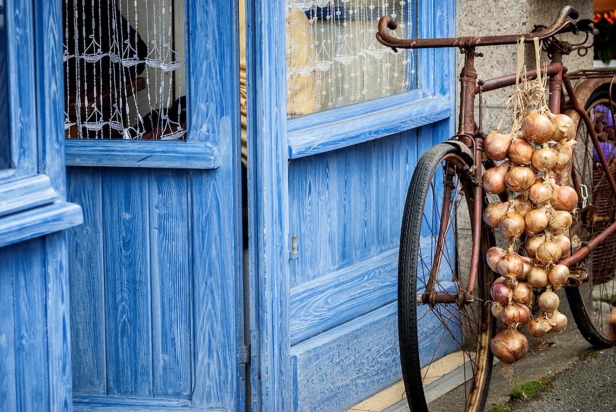 Oignons de Roscoff ©Massimo Santi Shutterstock