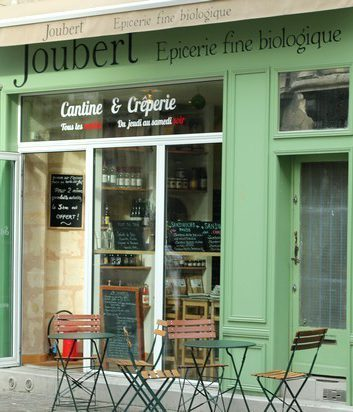 Restaurant Joubert - Restaurant bio, Bordeaux